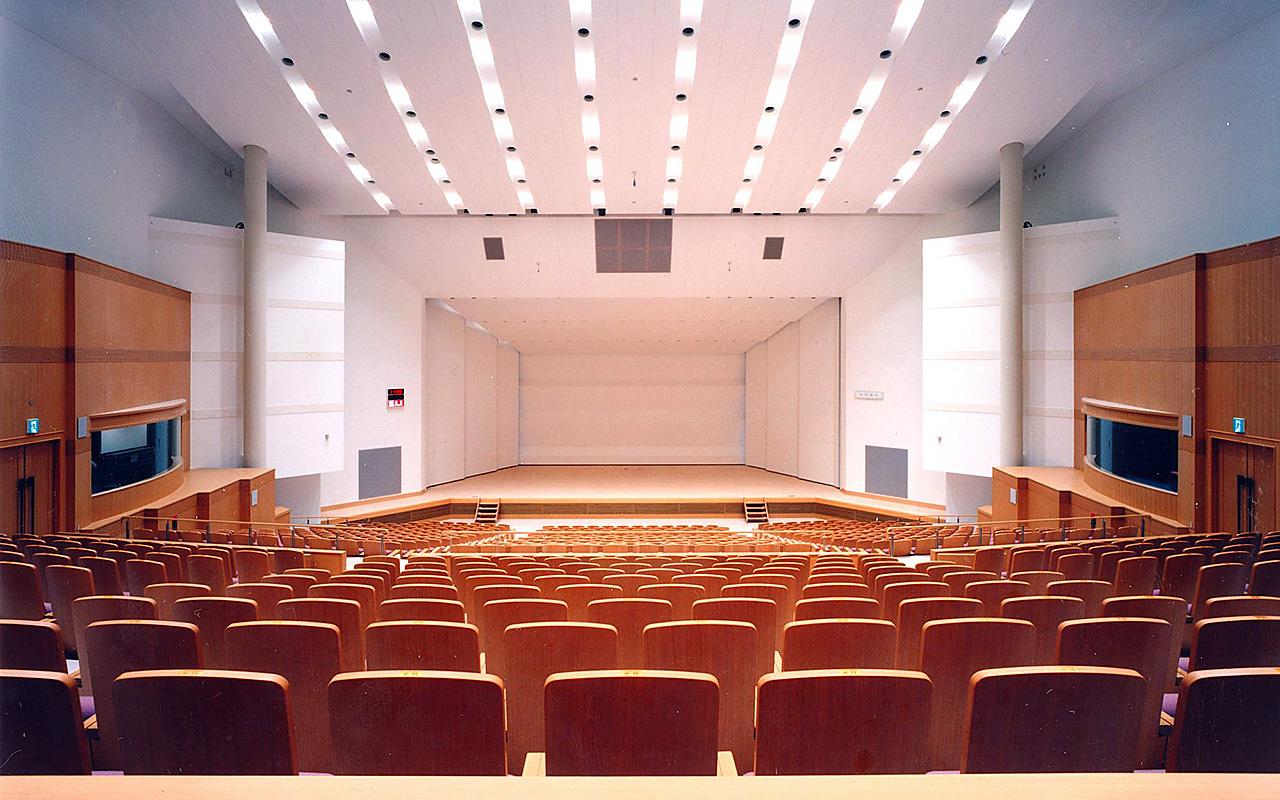 文化ホール